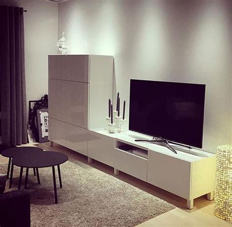 25 fotos e ideas de combinaciones BESTA IKEA para el salón ...