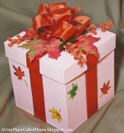 25 fotos e ideas para decorar y reciclar cajas de cartón ...