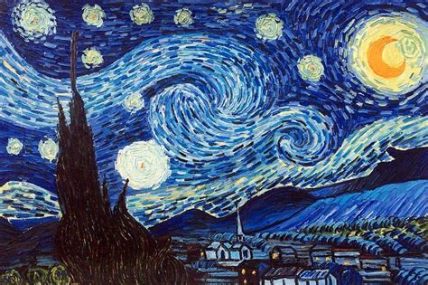 25 Fun And Interesting Facts About The Starry Night ...