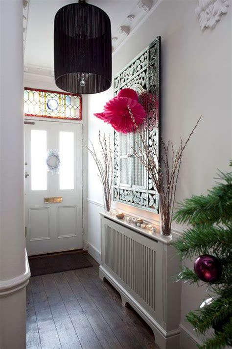 25 ideas sobre cómo decorar un recibidor pequeño con muy ...