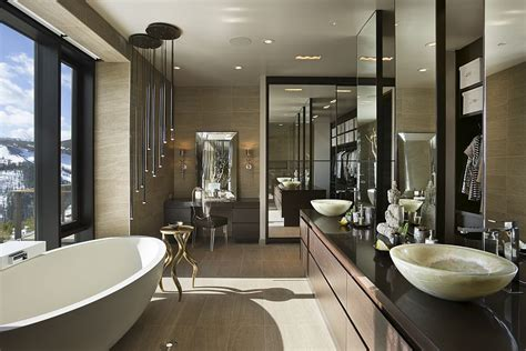 25 Modern Luxury Bathrooms Designs – The WoW Style
