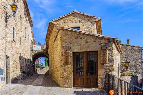 25 pueblos bonitos y con encanto cerca de Barcelona