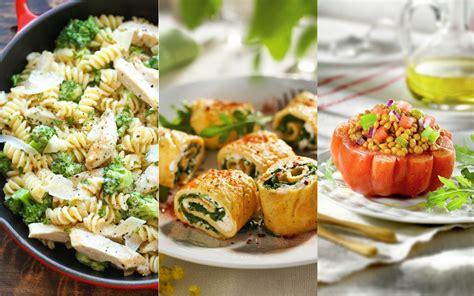 +25 Recetas fáciles para cenar delicioso y ¡Sin esfuerzo!