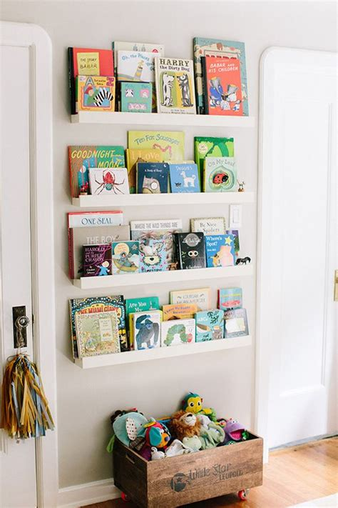 25 Space Saving Kids' Rooms Wall Storage Ideas   Shelterness