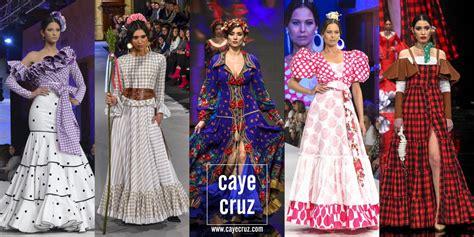 25 trajes para ir a la Romería del Rocío 2018 | CayeCruz