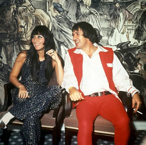 25 Wonderful Color Photographs of Sonny Bono and Cher From ...