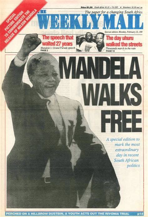 25 years later, comrades remember Mandelaâ€s release ...