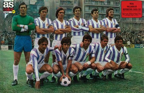 252   Real Valladolid Deportivo 75 76. | Fútbol | Equipo ...