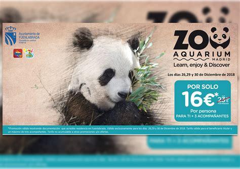 26, 29 y 30 de diciembre días de Fuenlabrada en el Zoo ...