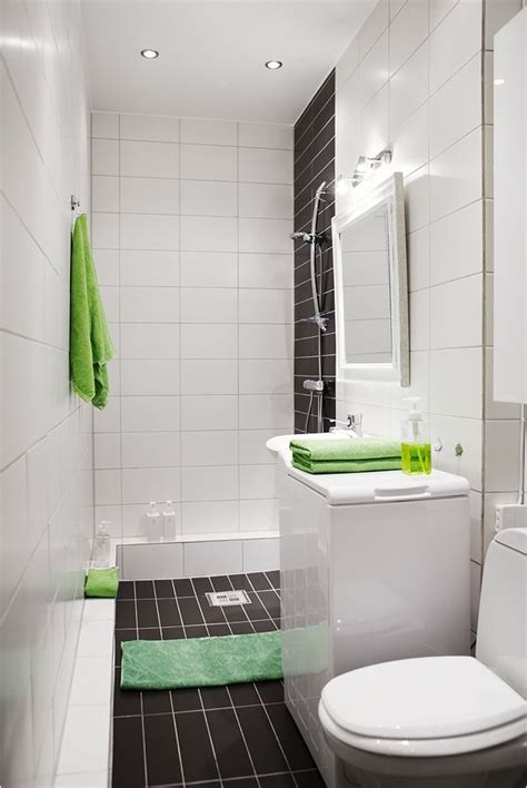26 Cool And Stylish Small Bathroom Design Ideas | DigsDigs