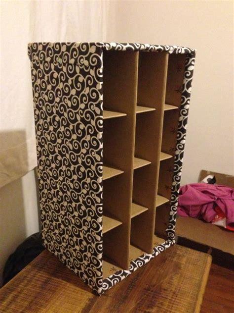 27 ideas DIY para reciclar tus cajas de carton  3 ...
