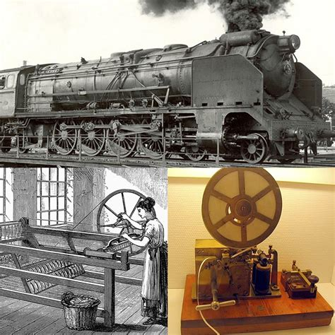 27 Inventos de la Revolución Industrial que Cambiaron el ...