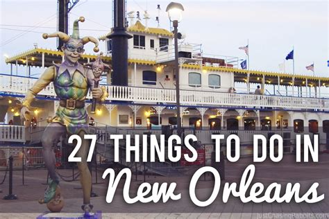 27 Things To Do in New Orleans, Louisiana   Just Chasing ...