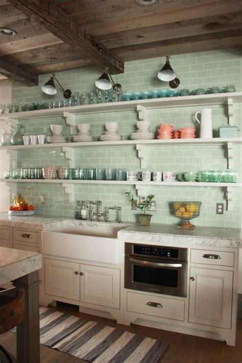 28 Ideas para decorar una cocina al estilo Vintage   Verte ...