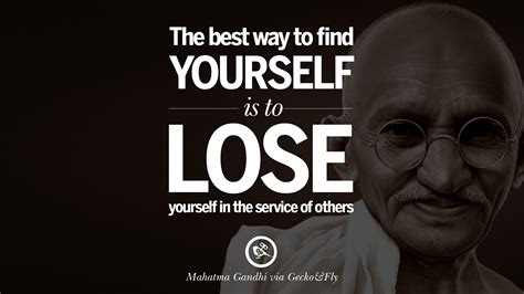 28 Mahatma Gandhi Quotes And Frases On Peace, Protest, and ...
