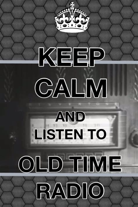 29 best images about Old Time Radio | OTR on Pinterest ...