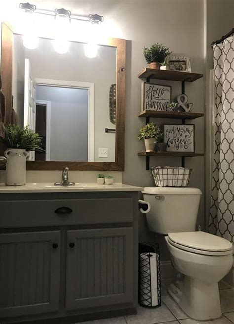 29 Small Guest Bathroom Ideas to 'Wow' Your Visitors ...