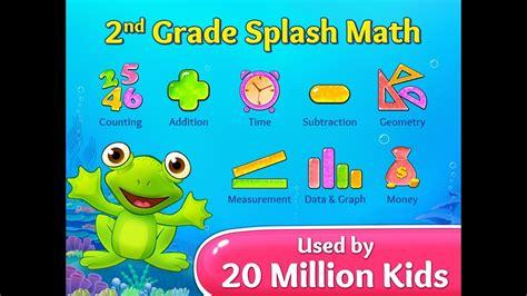 2nd Grade Splash Math Games. Cool worksheets for kids to ...