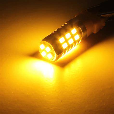 2x 12V T25 3157 Samsung 5630 LED Turn Signal Light Bulb ...