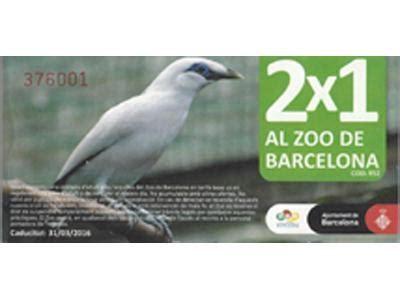 2x1 al Zoo de Barcelona