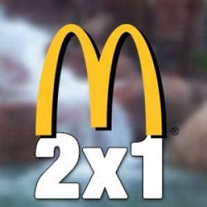 2x1 terra mitica mcdonalds