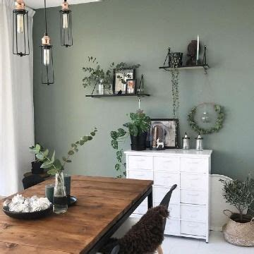 3 adecuados gamas de colores verdes para interiores en ...