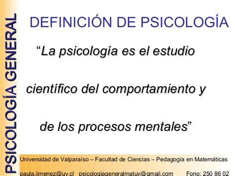 3. corrientes psicologicas