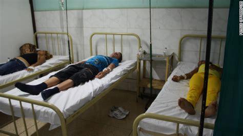 3 dead in Cuba cholera outbreak, officials say   CNN
