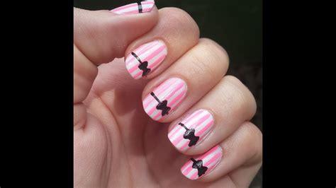 3 Diseños FÁCILES de Uñas   3 EASY Nail Art Designs   YouTube