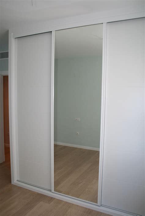 3 Hojas combinando modelo 5T16 lacado blanco y espejo ...