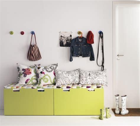 3 ideas para el recibidor del catálogo Ikea 2014   mueblesueco