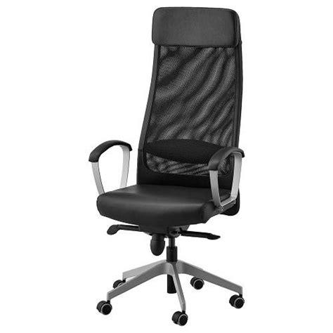 3 sillas de oficina de Ikea con muy buena reputación