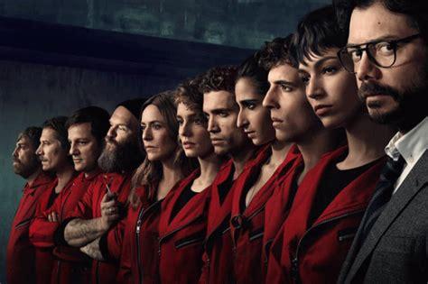 3ª temporada de La Casa de Papel é apresentada antes de ...