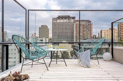 3 vecinos nos muestran sus terrazas soleadas con quincho ...