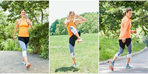 3 Walking Workout Routines That Burn Serious Calories ...
