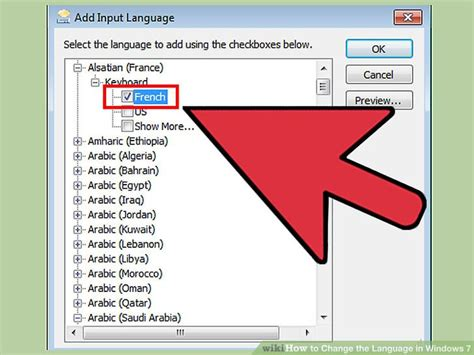 3 Ways to Change the Language in Windows 7   wikiHow