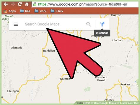 3 Ways to Use Google Maps to Track Your Run   wikiHow