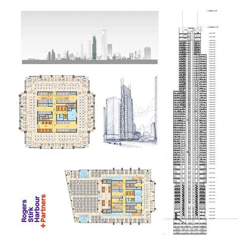 3 World Trade Center Floor Plan | Review Home Co