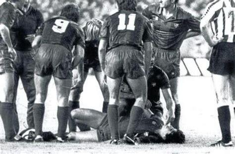 30 años de la entrada de Goikoetxea a Maradona