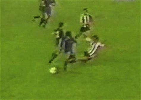 30 años de la salvaje entrada de Goicoetxea a Maradona ...