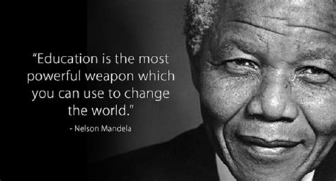 30 Best Collection Of Nelson Mandela Quotes