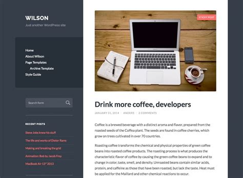 30+ Best Free Personal Blog WordPress Themes & Templates 2020