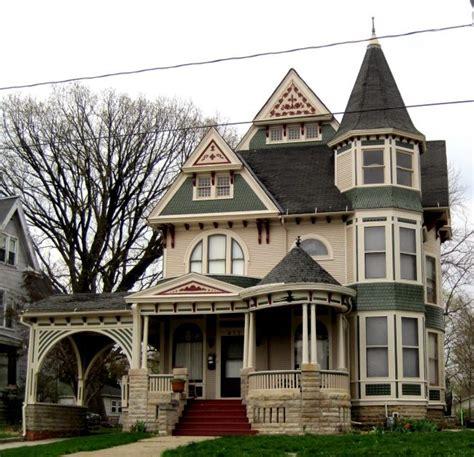 30 Casas Victorianas Imágenes de Fachadas y Decoración de ...