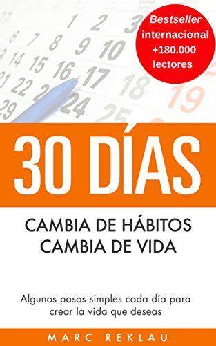 30 Días   Cambia de hábitos, cambia de vida: en 2020 ...