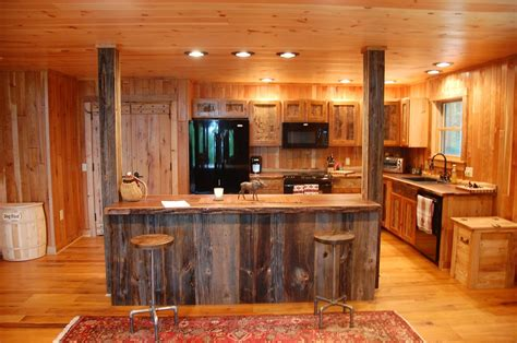 30 ELEGANT WOODEN KITCHEN DESIGNS TO GIVE A RUSTIC LOOK ...