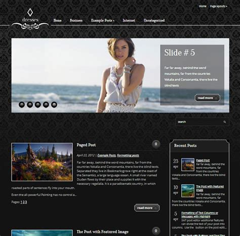 30+ Exemplary Free Responsive WordPress Themes for January ...
