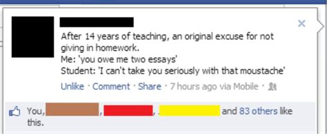 30 Funny Facebook Status Updates That Will Crack You Up