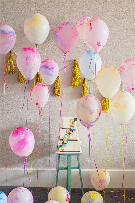 30+ ideas de decoración con globos para cumpleaños 【TOP 2019】