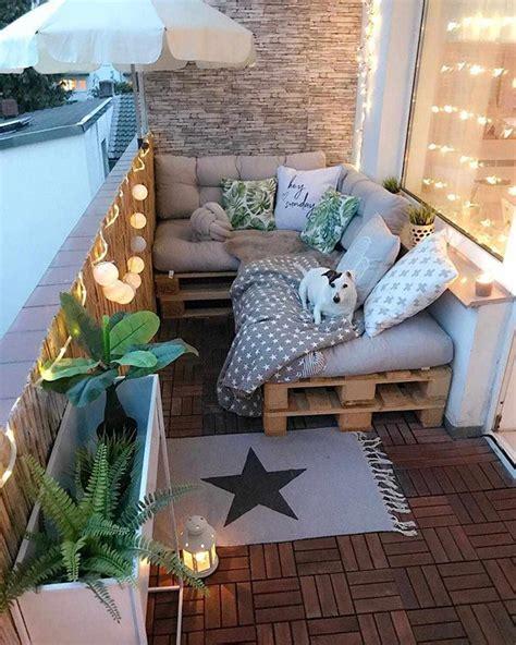 30 ideas para decorar una terraza pequeña | Decoracion de ...