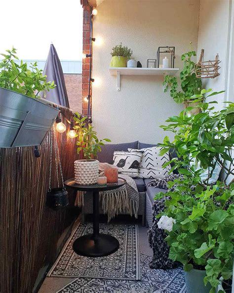 30 ideas para decorar una terraza pequeña | Mil Ideas de ...